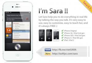 SARA Cydia App
