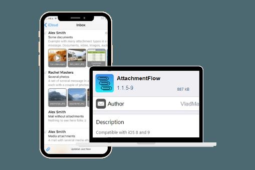 iOS 9 Tweaks - Attachment Flow